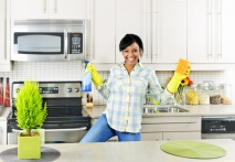 Reducing Kitchen Odours